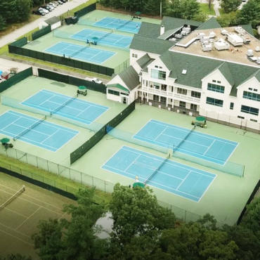 NEW LOOK FOR PRO TENNIS IN  NEW ENGLAND THIS SUMMER